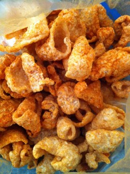 pork rind fluffy